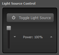 Light source control