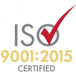 ISO 901:2015 certified