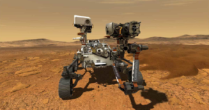 Mars 2020 rover Perseverance