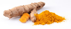Turmeric root & powder