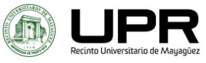 University of Puerto Rico at Mayaguez logo