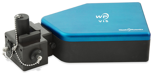 WP VIS with quick fit cuvette holder