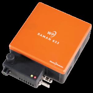 WP 633 integrated Raman system