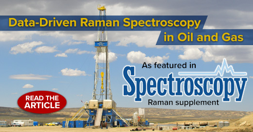 Oil and gas exploration with spectroscopy