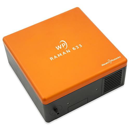 WP 633 Raman spectrometer, fiber-coupled