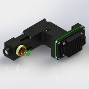 WP 785-L OEM Raman spectrometer with integrated laser