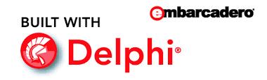 Delphi RAD Studio logo